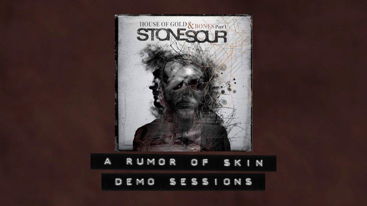 Stone Sour publie la démo de A Rumor of Skin