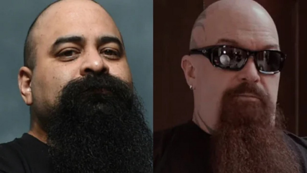 Tony Campos de Static X dit que Kerry King de Slayer lui a dit comment faire pousser sa barbe
