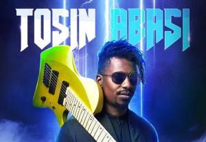 Animals As Leaders : Tosin Abasi joue des riffs de guitare dans Bill & Ted Face The Music