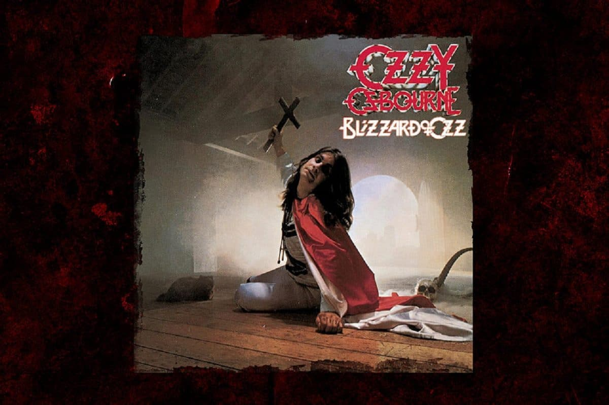 Il y a 40 ans, Ozzy Osbourne sortait Blizzard of Ozz