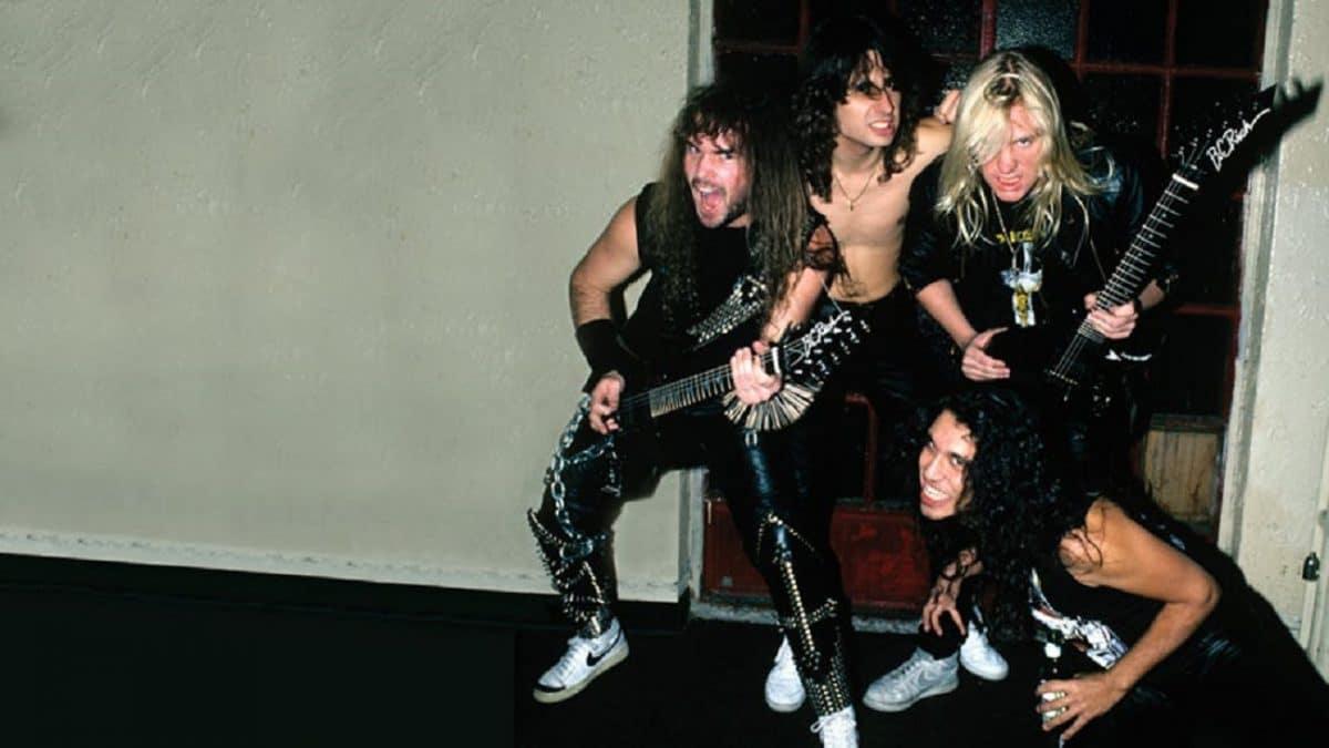 Top 20 des meilleures chansons de Slayer (par Kerrang!)