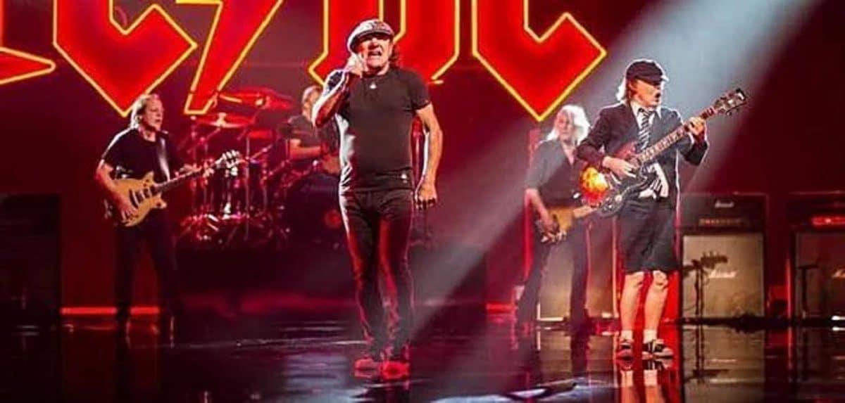 AC/DC fait allusion à son retour imminent !