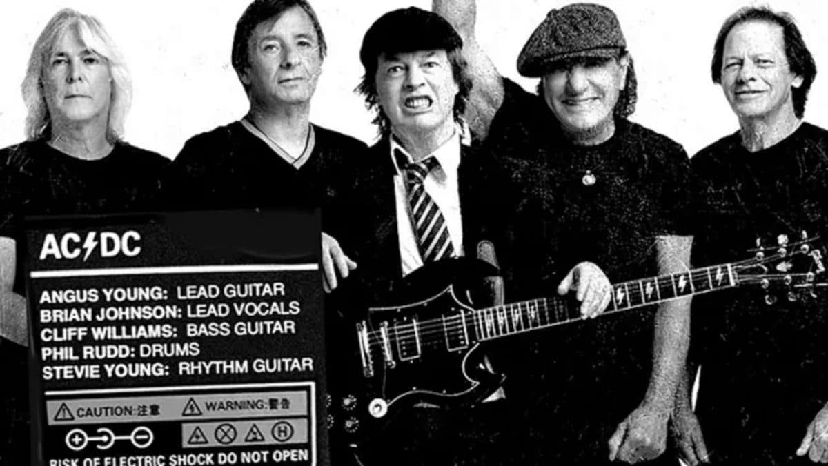 AC/DC confirme le retour de Brian Johnson, Cliff Williams et Phil Rudd au sein du groupe de Rock