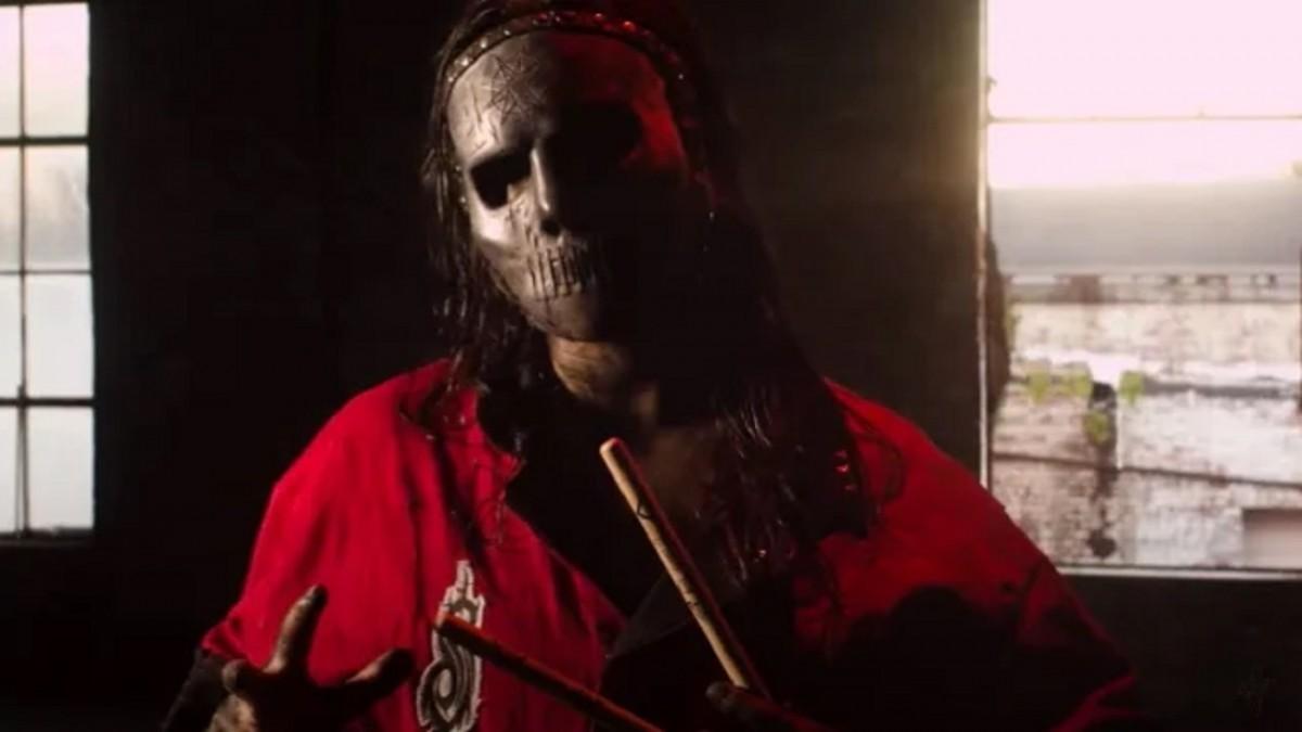 Jay Weinberg de Slipknot s'associe à Vater pour une nouvelle paire de baguettes signatures