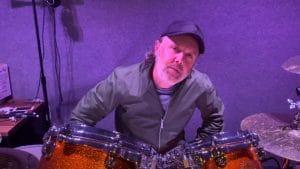 Qui est le plus grand batteur de tous les temps : John Bonham ou Neil Peart ? Lars Ulrich de Metallica répond