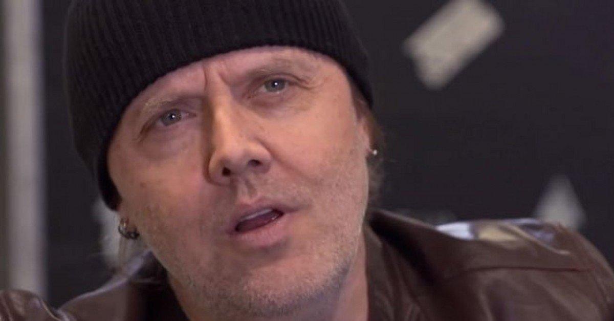 Lars Ulrich dévoile sa chanson préférée de Metallica