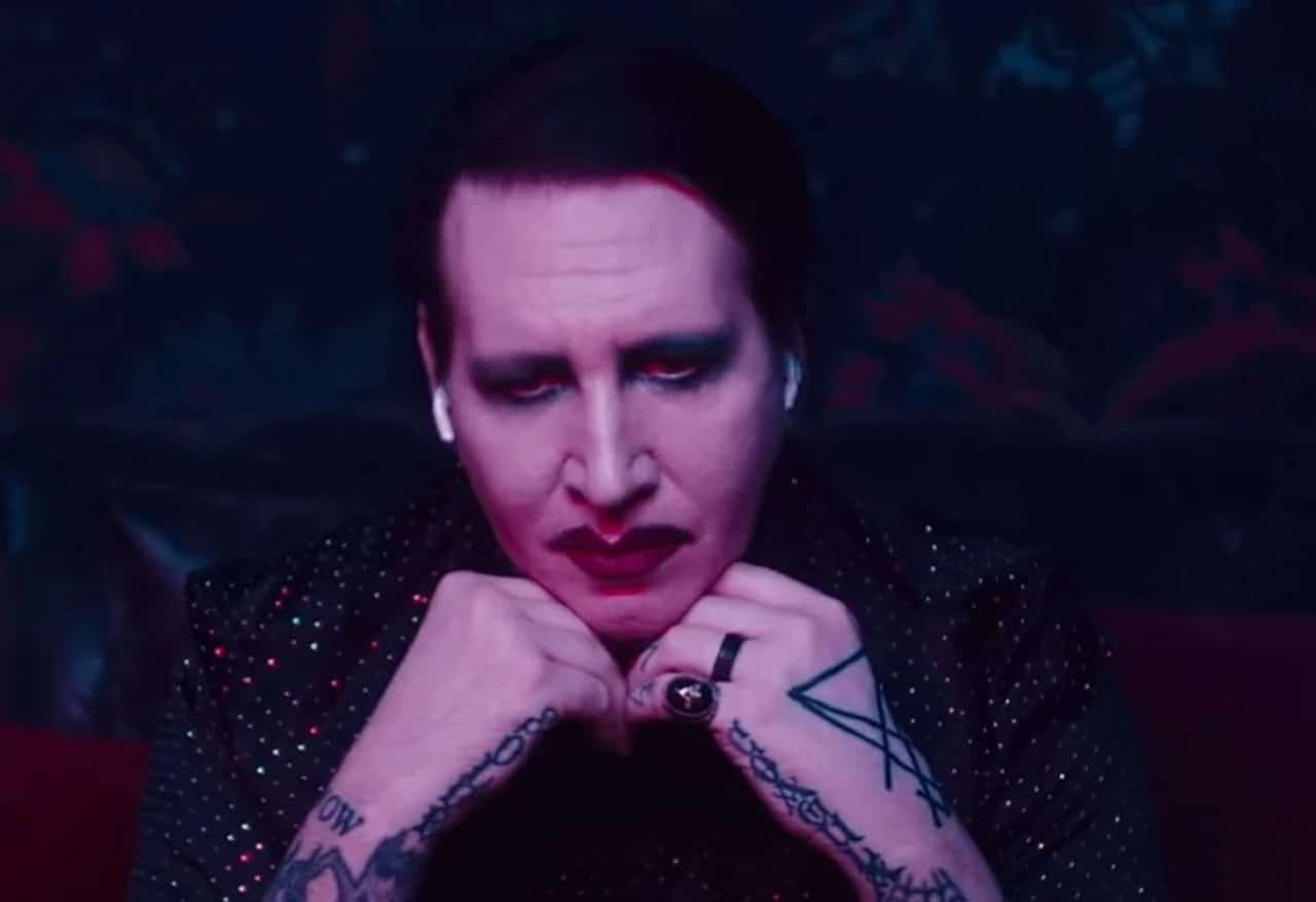 """Marilyn Manson : """"Il est temps que les gens se réunissent"""""""