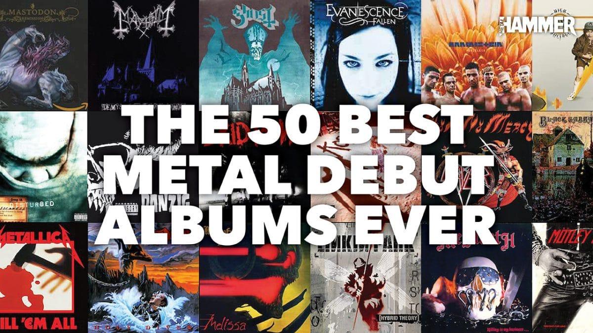Les 50 meilleurs premiers albums de Metal