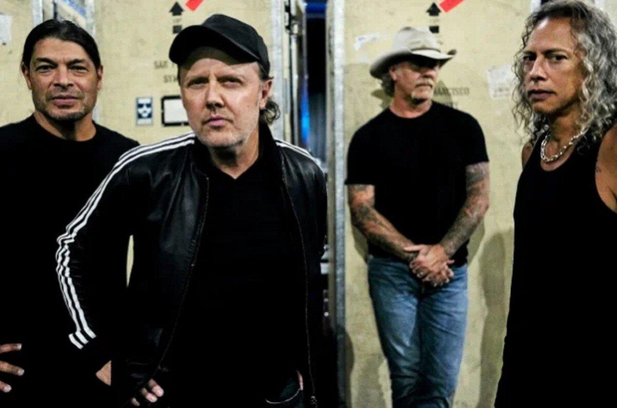 Metallica devient le premier groupe à avoir des chansons Rock n° 1 lors de quatre décennies successives