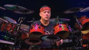 Neil Peart de Rush sera honoré au Modern Drummer Festival