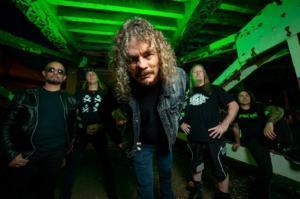 Overkill va commencer à enregistrer un nouvel album la semaine prochaine