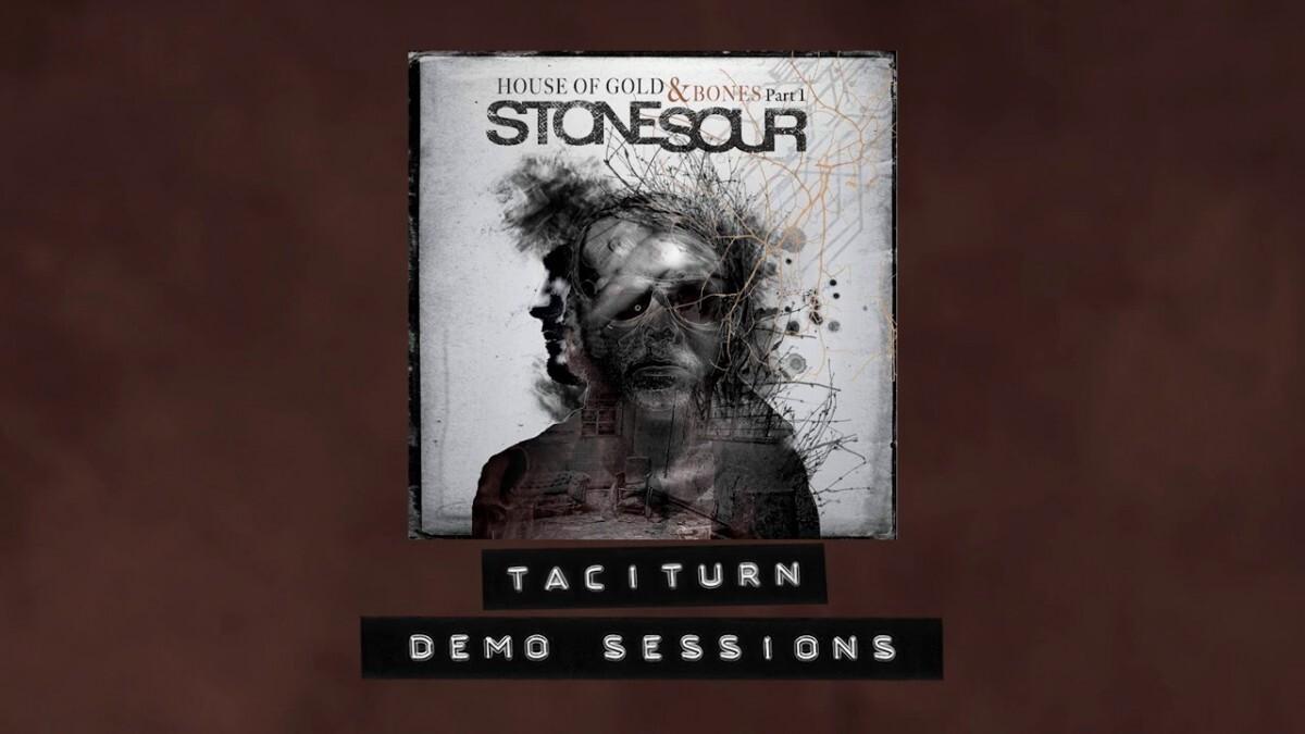 Stone Sour sort la démo de Taciturn