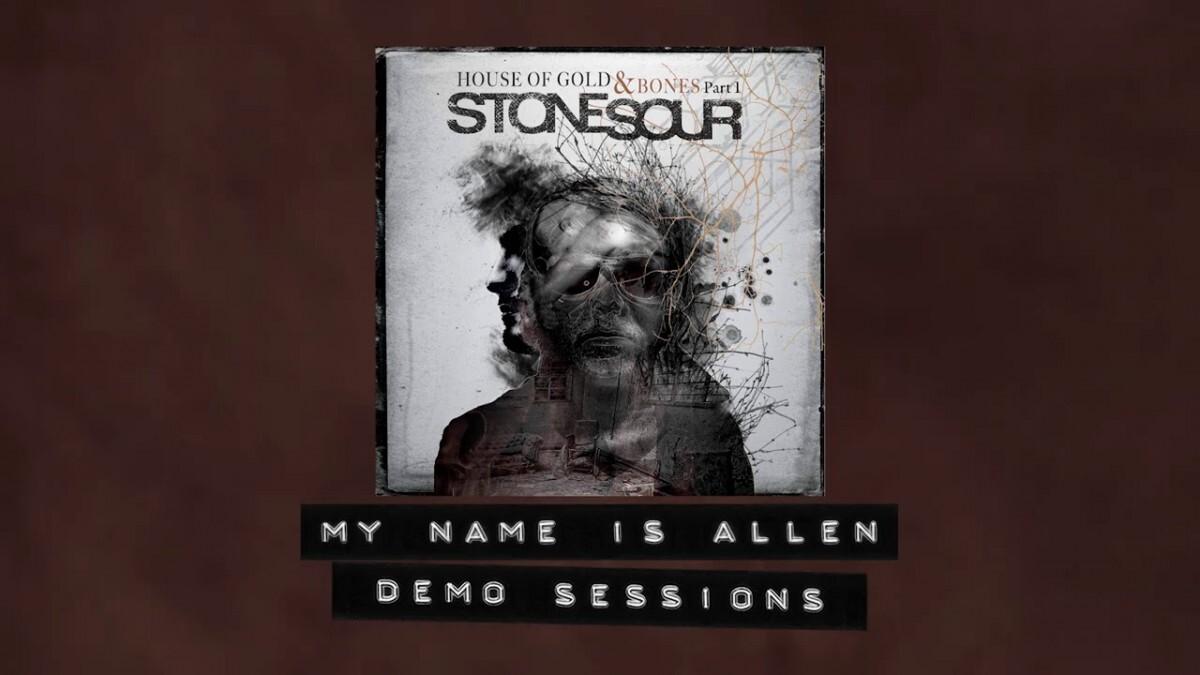 Stone Sour publie la démo de My Name Is Allen
