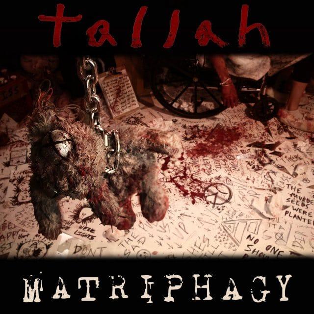 Tallah annonce son premier album qui va secouer la scène Nu Metal !