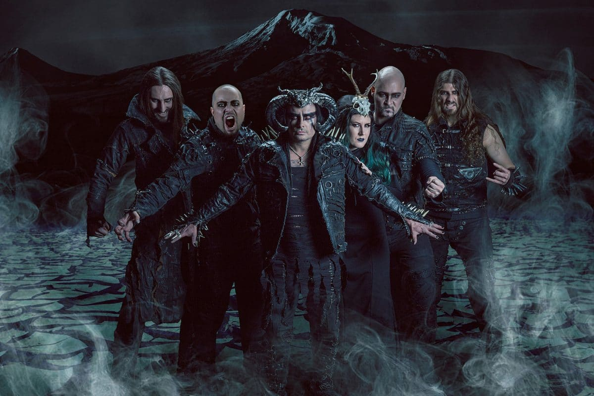 Cradle Of Filth reporte son concert en streaming qui était prévu pour Halloween