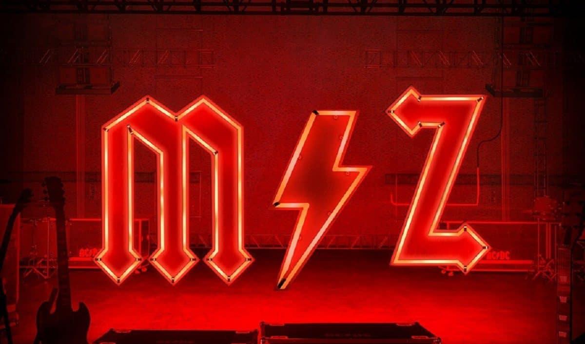 AC/DC publie un générateur de logo pour Power Up (créez votre propre logo personnalisé)