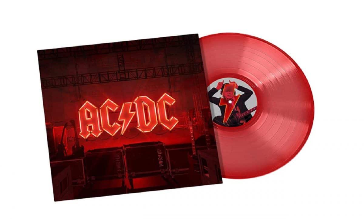 AC/DC : Le vinyle rouge de Power Up est en promo sur Amazon !