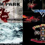 10 groupes Metal & Rock dont le premier album a été le meilleur