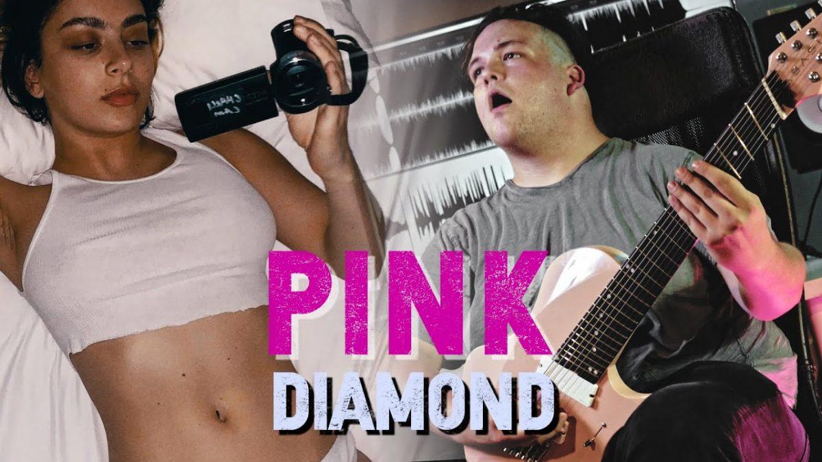 Drewsif sort une reprise Metal bien lourde de Pink Diamond de Charli XCX