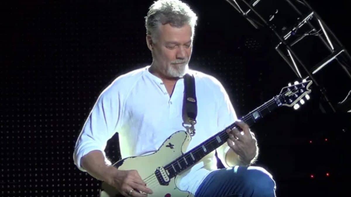 Les ventes de musique de Van Halen ont augmenté de plus de 6 000% après la mort d'Eddie Van Halen