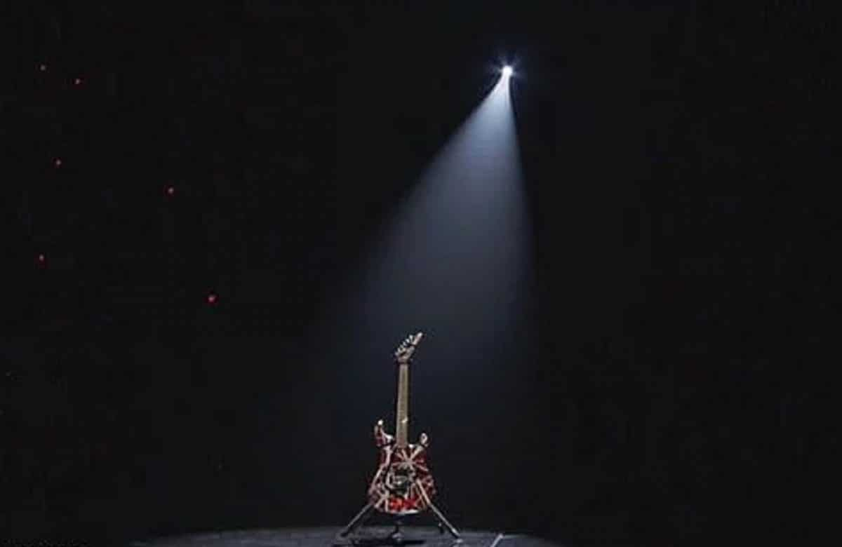 Eddie Van Halen a été honoré aux Billboard Music Awards 2020