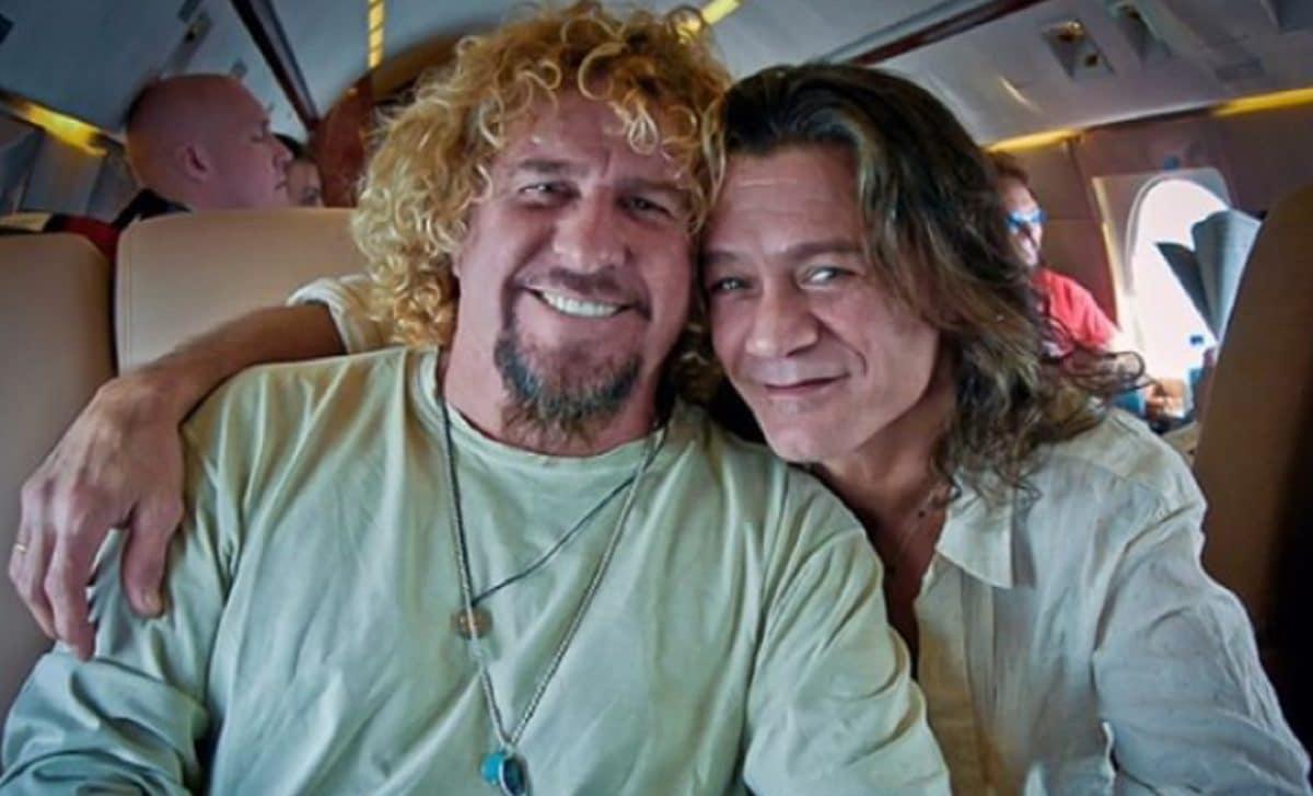 Eddie Van Halen et Sammy Hagar ont fait la paix dans les derniers mois avant la mort du guitariste