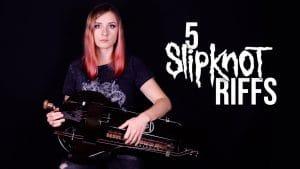 Regardez la joueuse de vielle à roue de Eluveitie interpréter des riffs de Slipknot sur son instrument