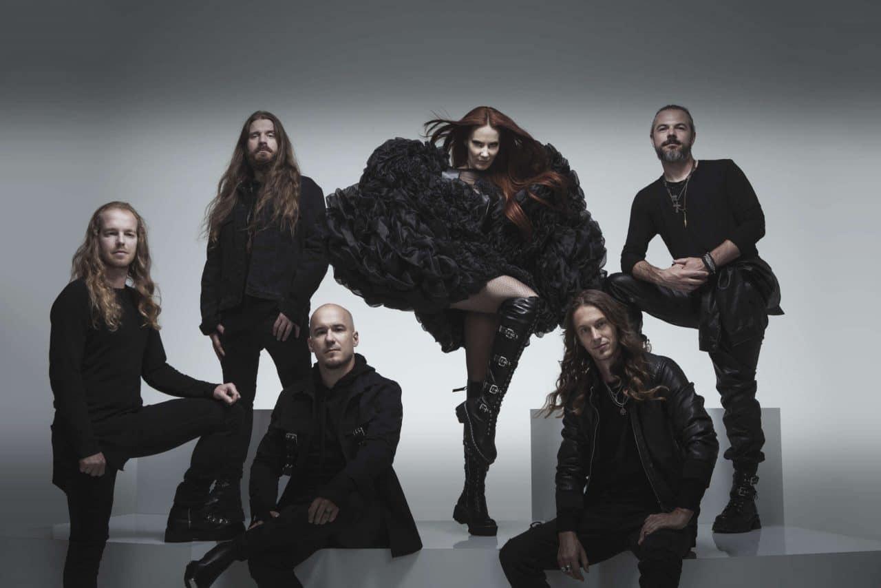 Epica annonce son nouvel album Omega (détails & single)