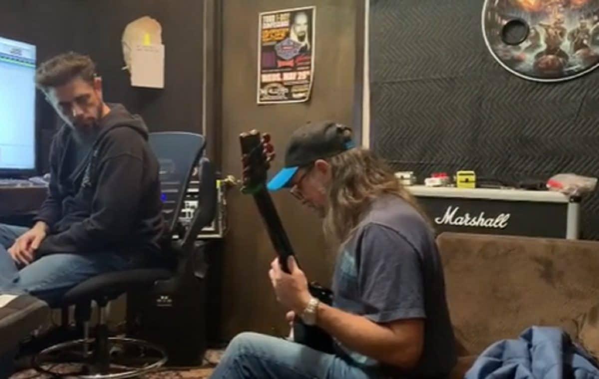 Le nouvel album de Exodus comportera un solo de l'ancien guitariste Rick Hunolt