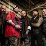 Five Finger Death Punch confirme le licenciement de Jason Hook et annonce son nouveau guitariste