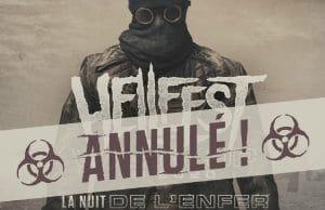 Le Hellfest annule la Nuit de l'Enfer