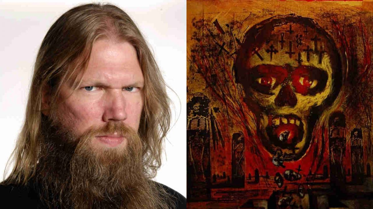 Le chanteur de Amon Amarth explique pourquoi il aime Seasons In The Abyss de Slayer