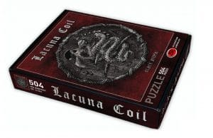 """Lacuna Coil célèbre le premier anniversaire de Black Anima avec un """"puzzle spécial"""""""