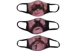 Motörhead lance une gamme de masques, Faces of Lemmy
