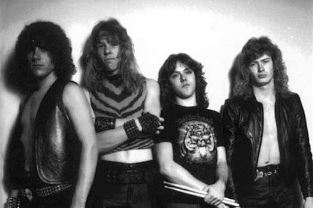 """Le bassiste originel de Metallica parle de ce qu'il pense être """"la chanson la plus dégoûtante"""" du groupe"""
