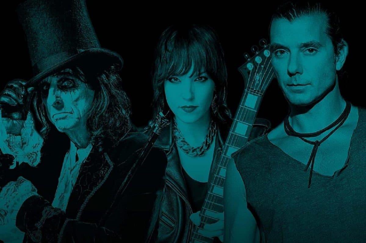 Alice Cooper, Lzzy Hale et d'autres vont animer une émission compétitive pour les groupes originaux