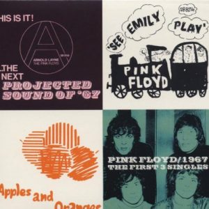1967 : The First Three Singles (EP)