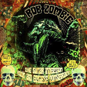 Rob Zombie sort un single et annonce son nouvel album, The Lunar Injection Kool Aid Eclipse Conspiracy