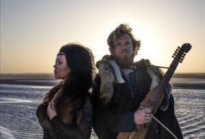 Skáld sort une lyric vidéo pour son nouveau single Norðrljós