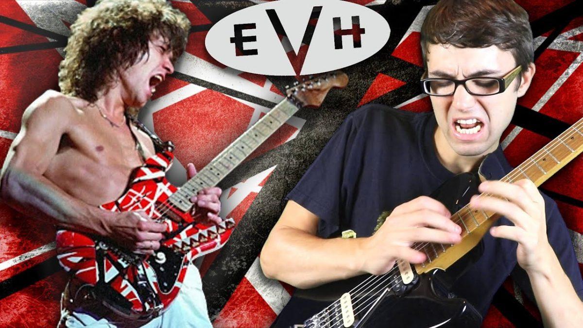 Steve T rend hommage à Eddie Van Halen en jouant Eruption dans 20 styles différents