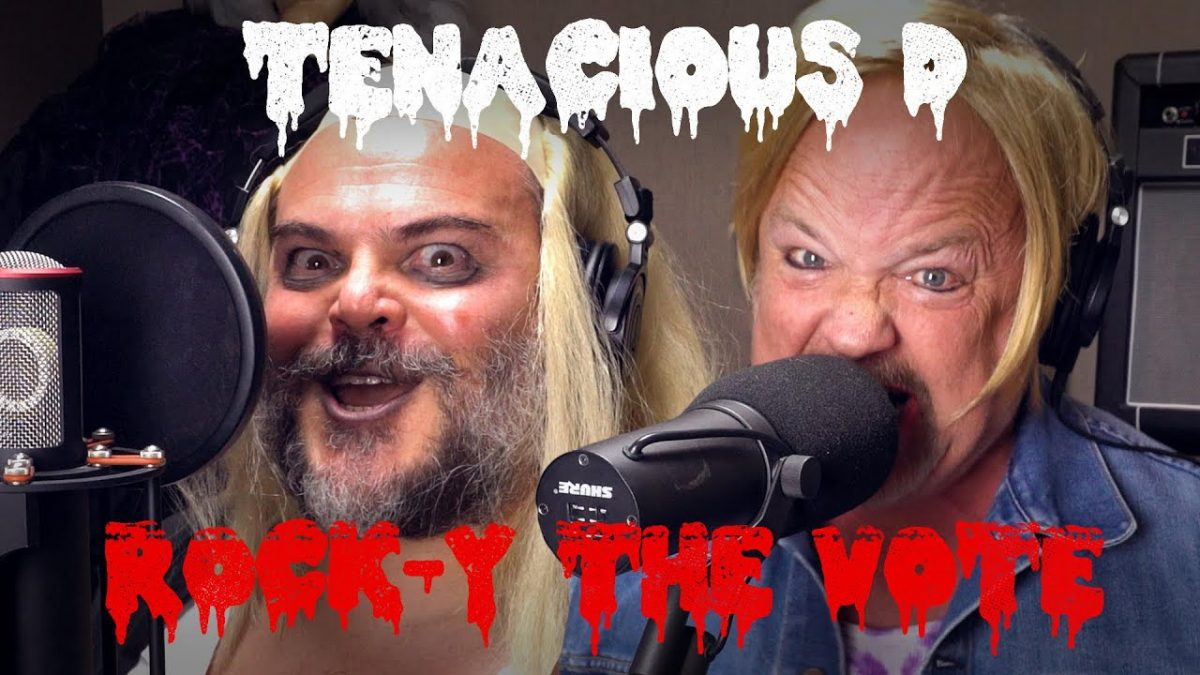 Tenacious D publie un nouveau single, Time Warp