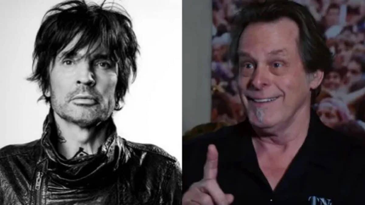 """Ted Nugent qualifie Tommy Lee, de Mötley Crüe, de """"criminel condamné pour violence domestique et héroïnomanie"""""""