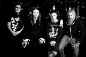 Killer Be Killed sort une nouvelle chanson intense, Inner Calm From Outer Storms