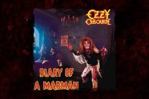Il y a 39 ans, Ozzy Osbourne sortait Diary of a Madman