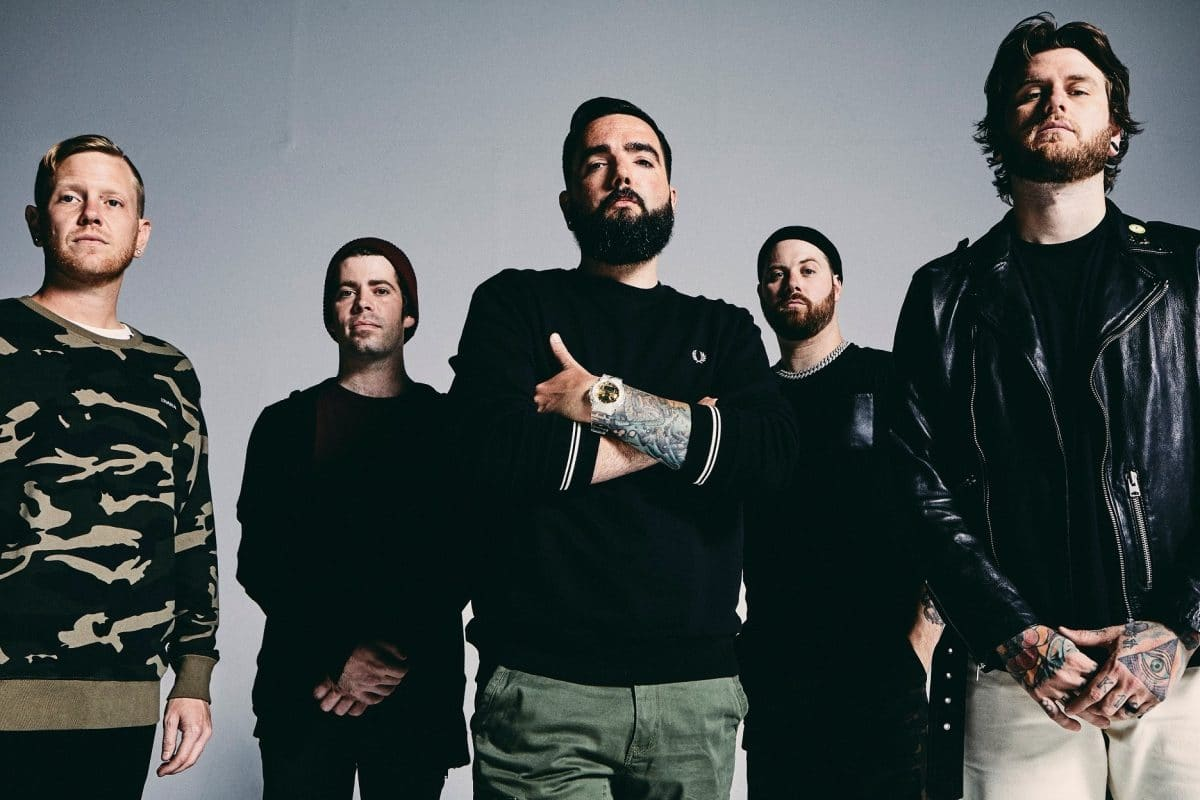 A Day To Remember prévoit de sortir son nouvel album, You're Welcome, en mars (détails & single)