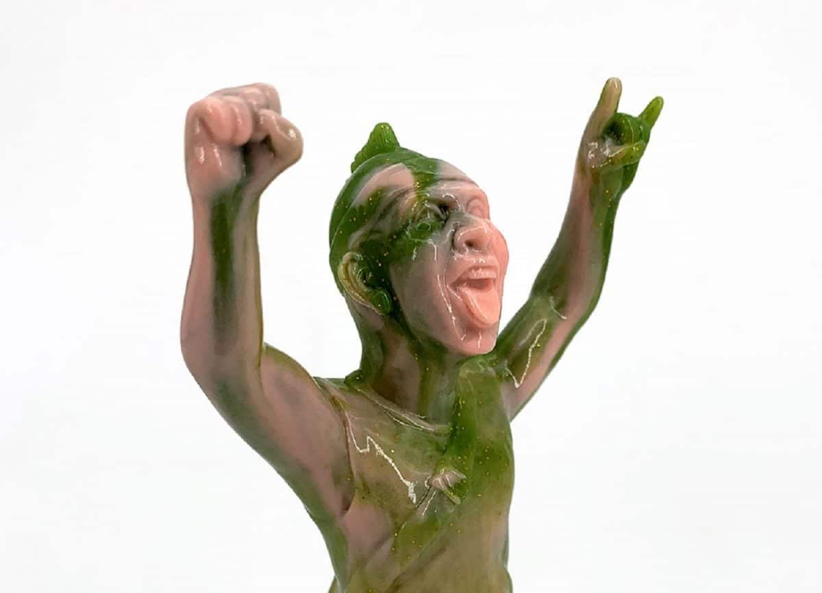 Le guitariste de Killswitch Engage a sa propre figurine