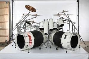 Vous pouvez acheter la batterie d'Alex Van Halen pour 240 000 euros