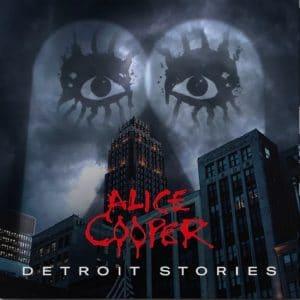 Alice Cooper annonce les détails de son nouvel album Detroit Stories