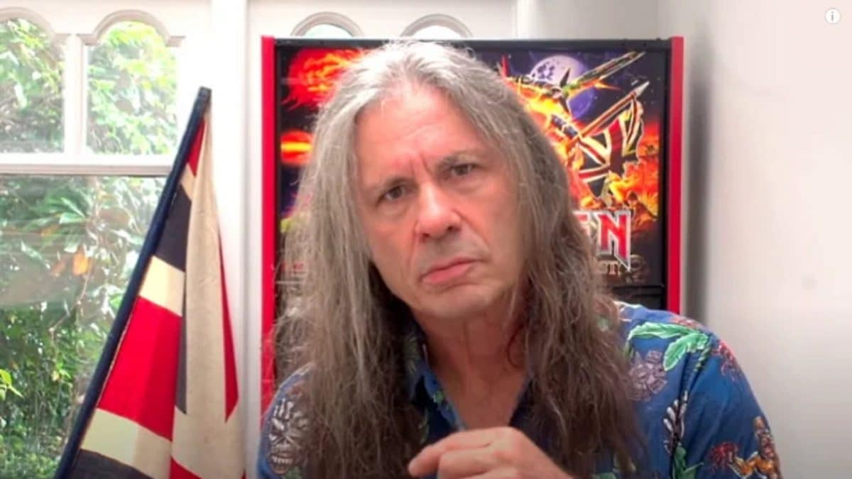 """Bruce Dickinson de Iron Maiden sur l'album live Nights Of The Dead : """"J'ai été époustouflé"""" [premier extrait disponible]"""