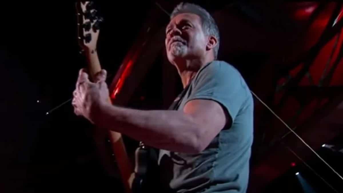 Des membres de Metallica, Guns N' Roses & Rage Against The Machine rendront hommage à Eddie Van Halen lors de la cérémonie d'intronisation du Rock & Roll Hall of Fame 2020